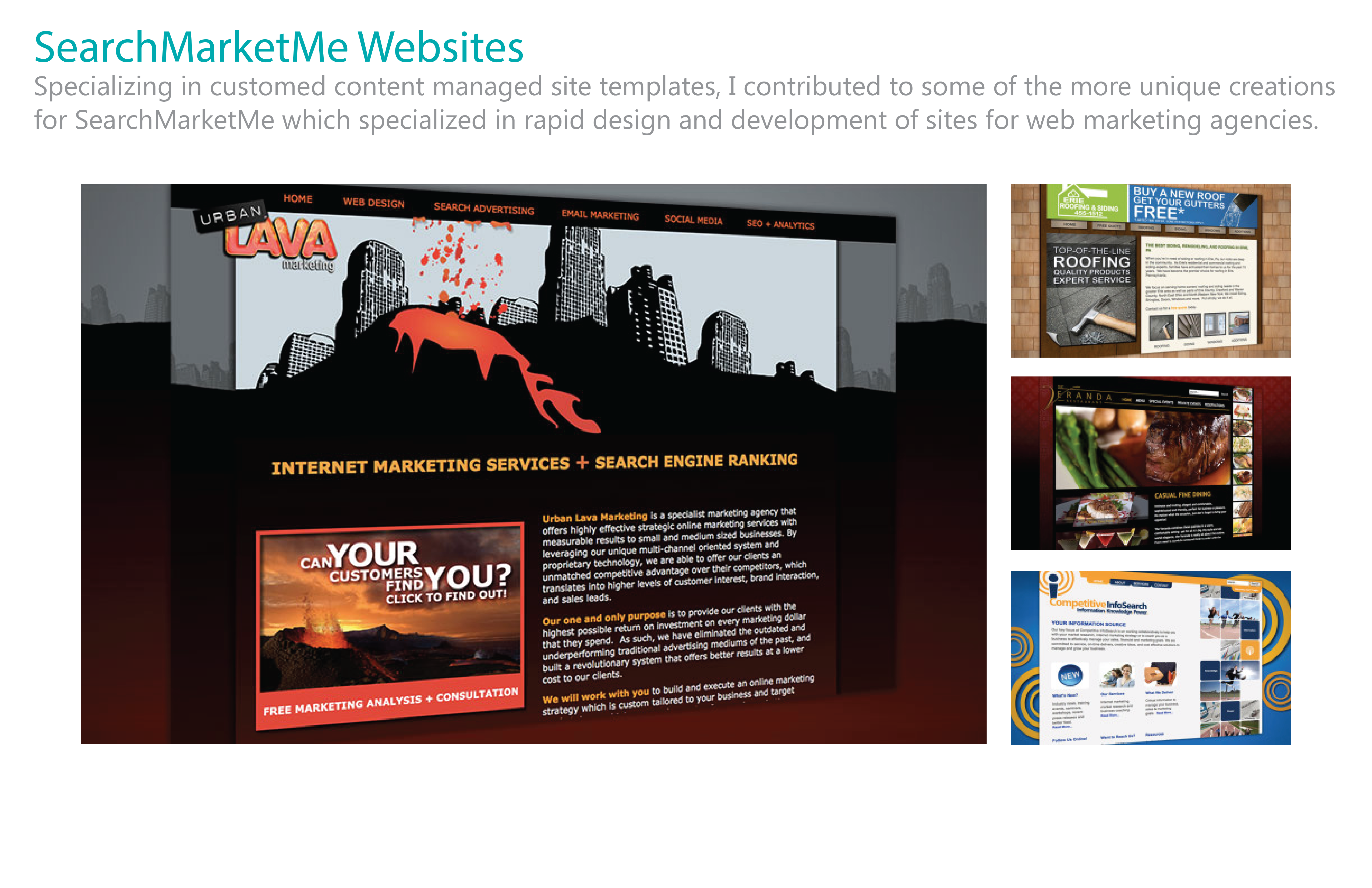 SearchMarketMe Websites