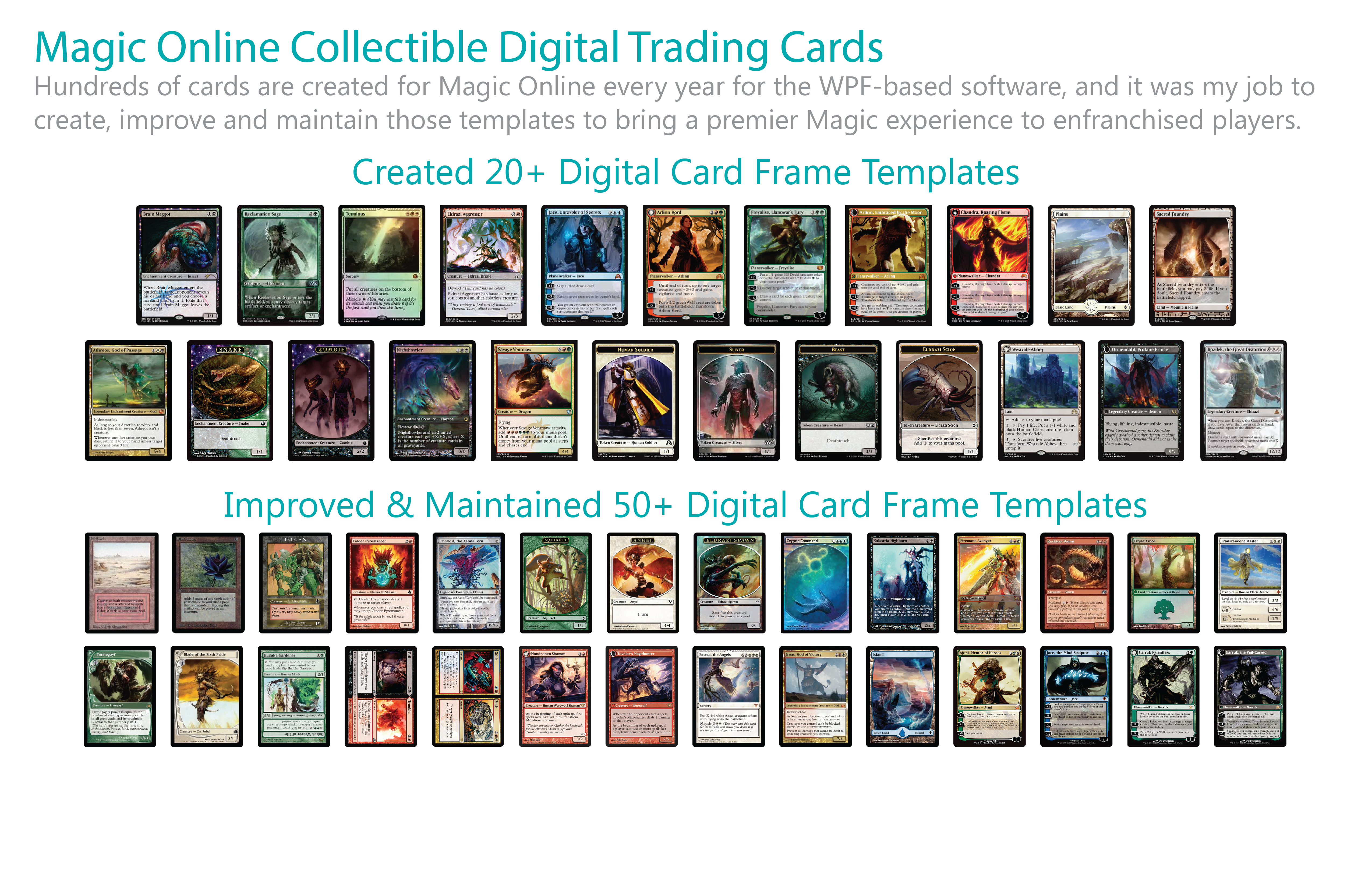 Magic Online Collectible Digital Trading Cards