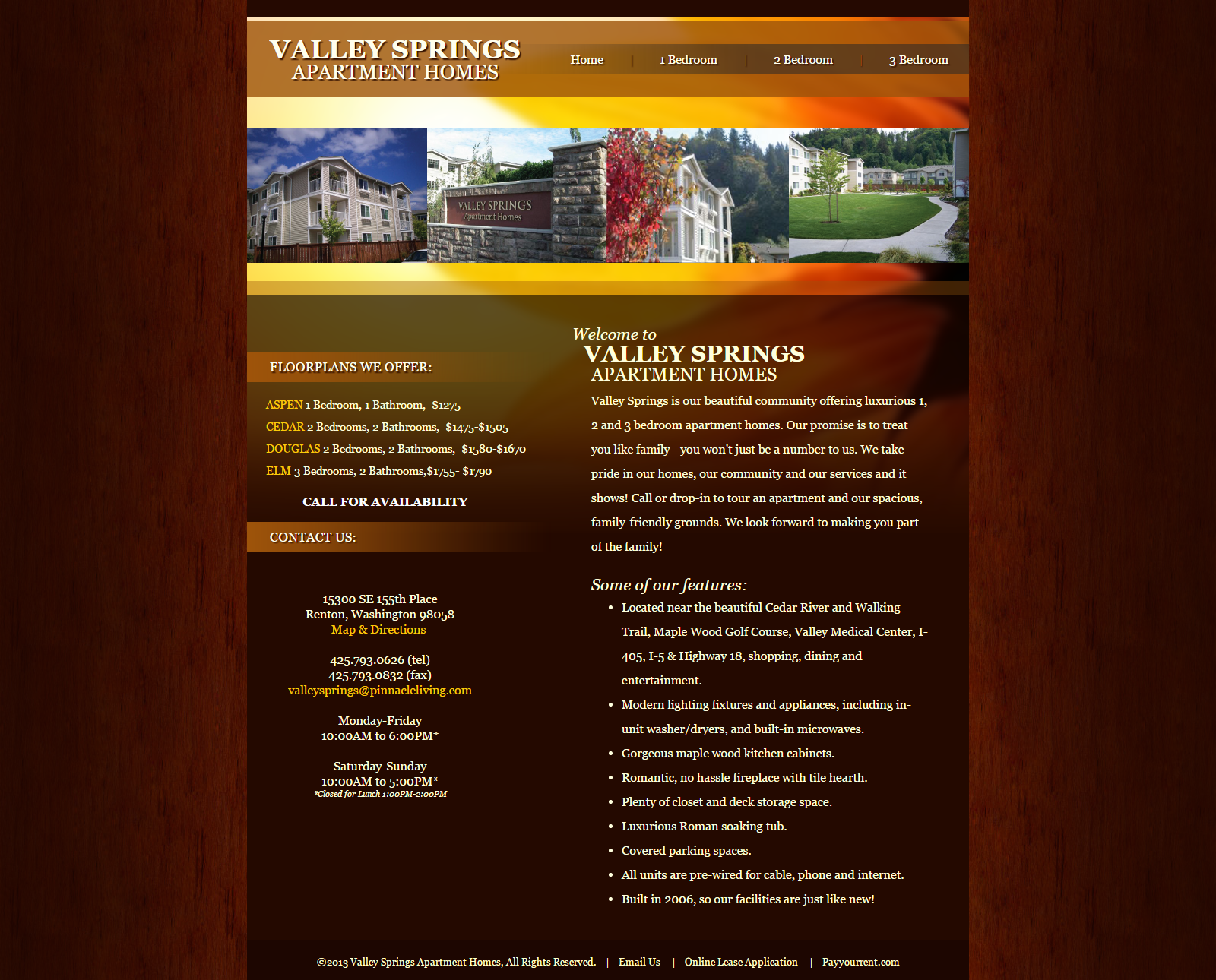 Valley Springs Apartment Homes